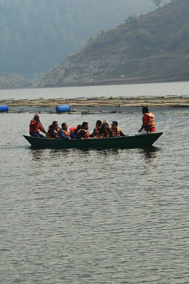 Boating in Kulekhani - package by Adhyay Retreat Resort